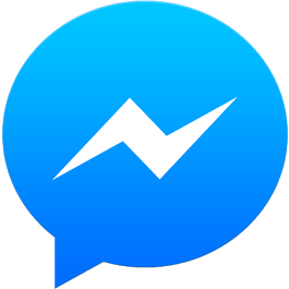Invite contacts through Facebook Messenger