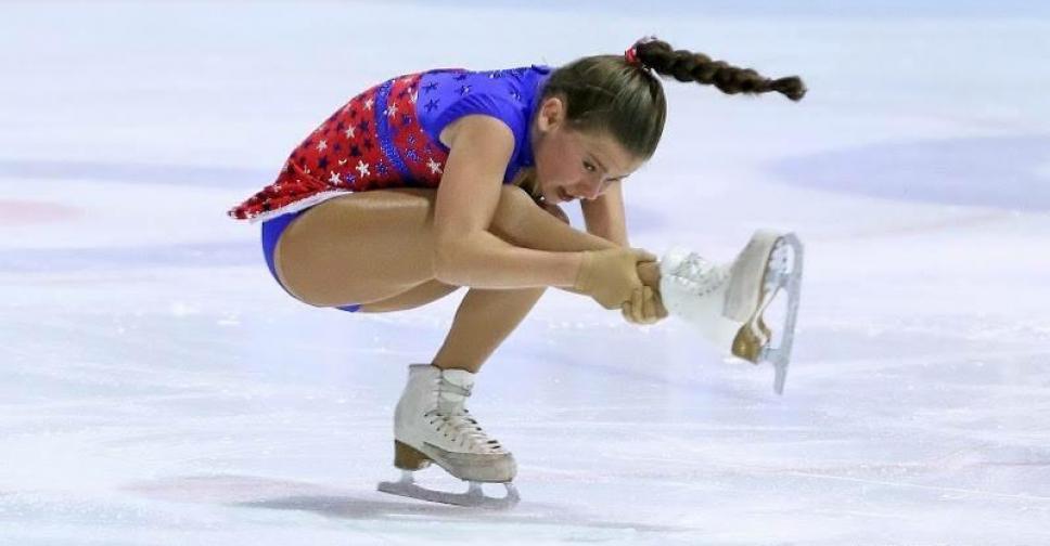 Sponsor Maartje's skate passion