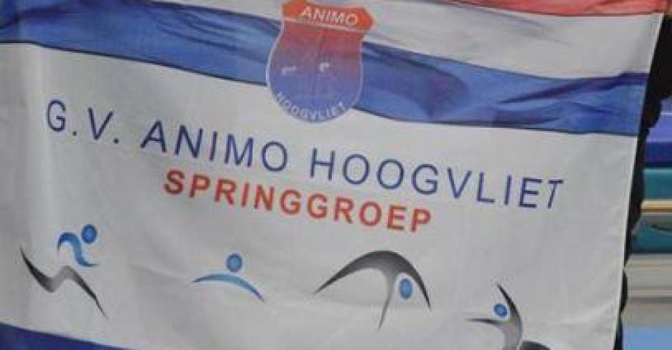 Sponsor Springgroep selectie Animo
