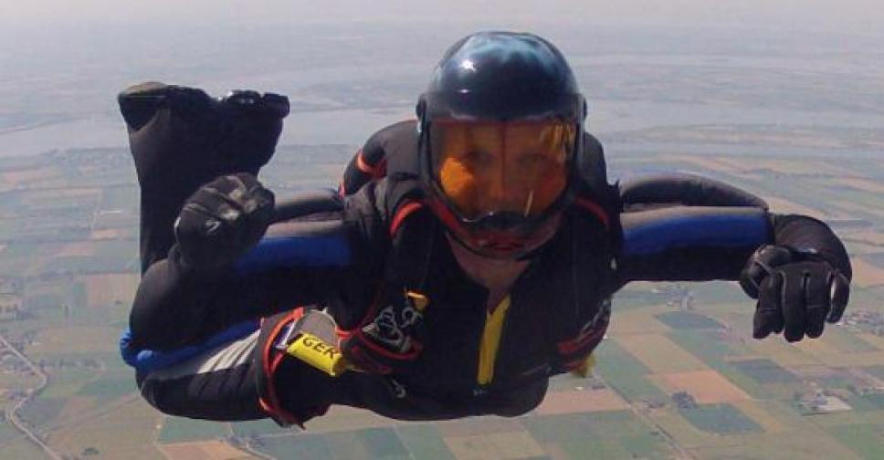 Sponsor Skydive Rotterdam