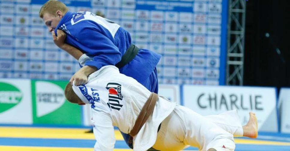 Sponsor judoka Kylian Bulthuis