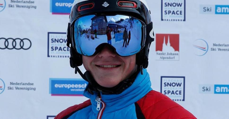 Sponsor Noah Krabshuis Skiracer