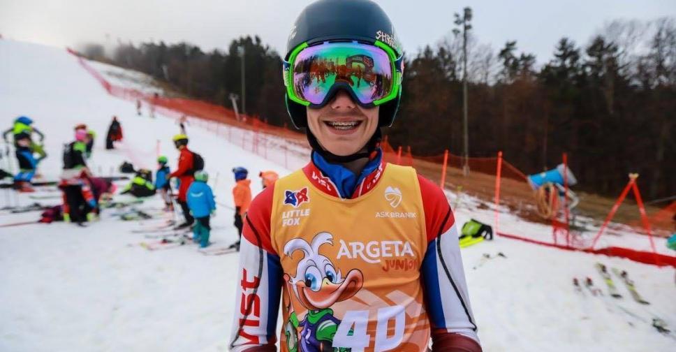 Sponsor Skiracer Thijmen