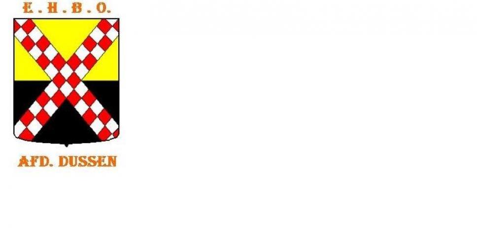 Sponsor EHBO vereniging Dussen