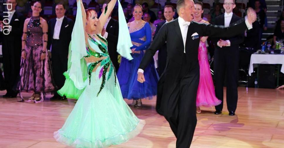 Sponsor Danspaar Erik en Karin gratis