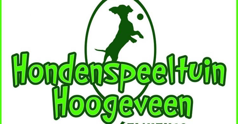 Sponsor Hondenspeeltuin Hoogeveen