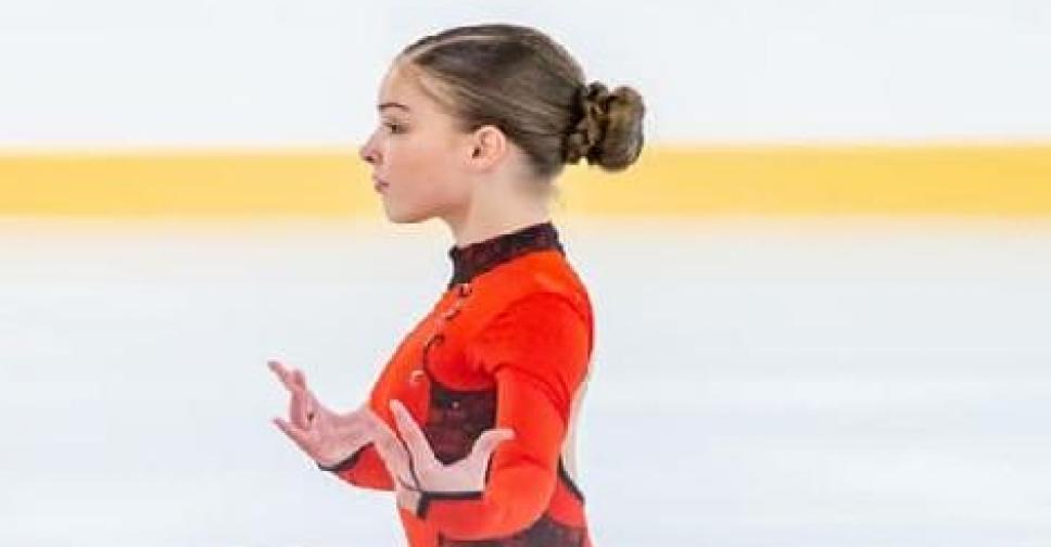 Sponsor Britt On Ice