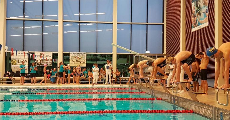 Sponsor SG de Vliet zwemploeg