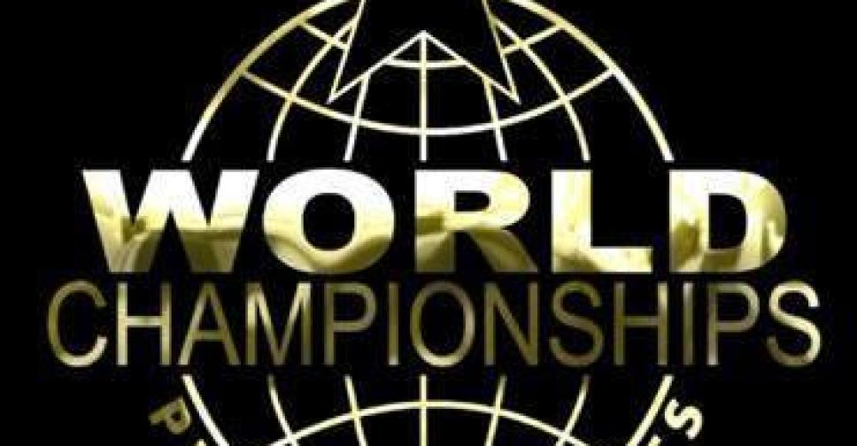 World championships dansen !