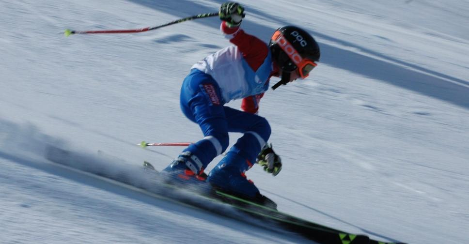 Ruben Loos  Alpineskier