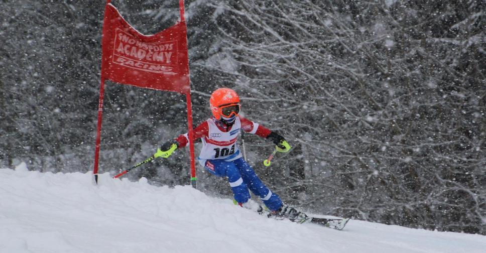 Sponsor Norah Jane skiracer
