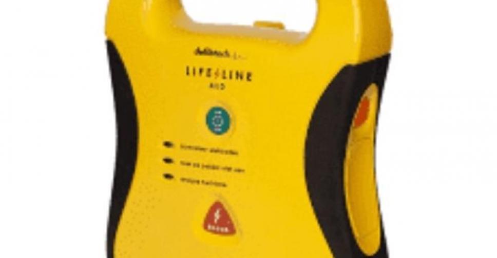 Sponsor AED voor Kattencafé