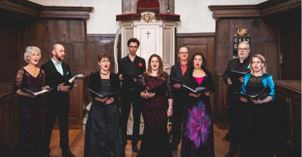 Sponsor Carols in Concert - Cantus Lux Aeterna