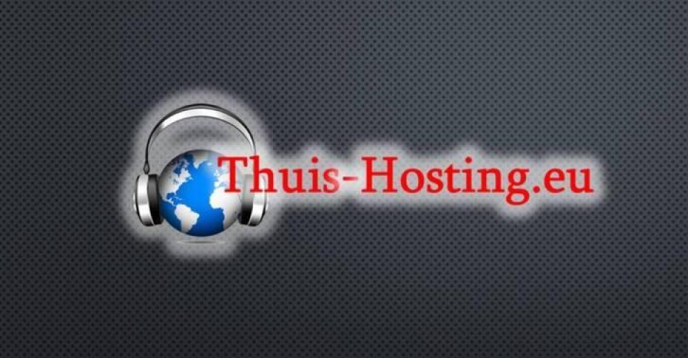 Sponsor Thuis-Hosting.